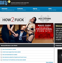 SensualTension Adult Affiliate Program