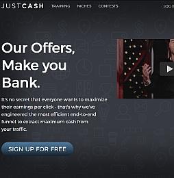 JustCash Adult Affiliate Program