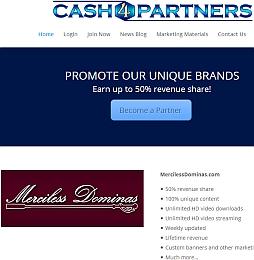 Cash4Partners Adult Affiliate Program