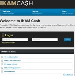 IKAM Cash Adult Affiliate Program