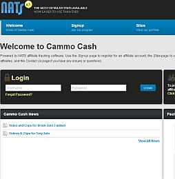 Cammo Cash Adult Affiliate Program