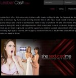 Lesbian Cash Adult Affiliate Program