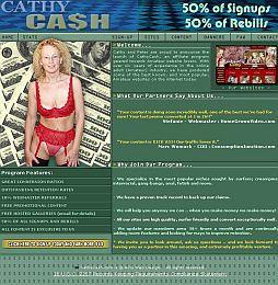CathyCash Adult Affiliate Program