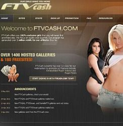 FTVCash Adult Affiliate Program