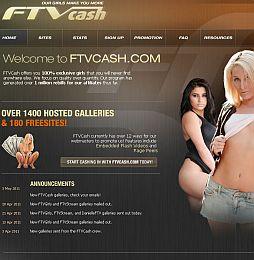 FTVCash Adult Affiliate Program