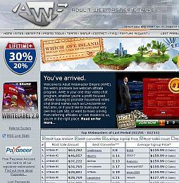 AWEmpire Adult Affiliate Program