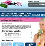 Candy Girl Cash Adult Affiliate Program