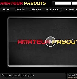 AmateurPayouts Adult Affiliate Program