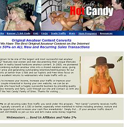 Candy Christopher Adult Affiliate Program