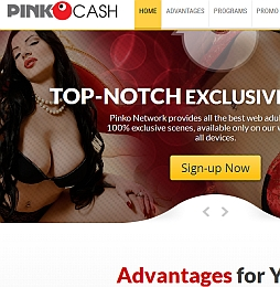Pinko Cash Adult Affiliate Program