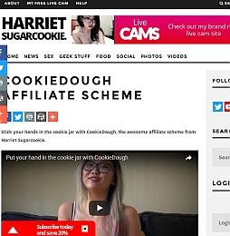 CookieDough Adult Affiliate Program