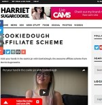 CookieDough Adult Affiliate Program