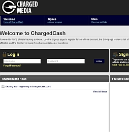 ChargedCash Adult Affiliate Program Review