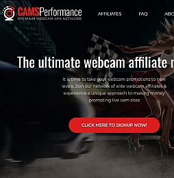 CamsPerformance Adult Affiliate Program