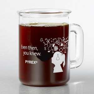 PYREX® Beaker Mug – Even Then, You Knew – Girl