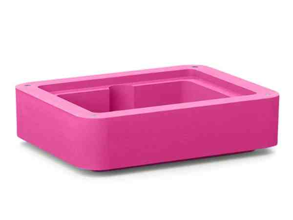CoolBox 2XT Extension Collar, Pink