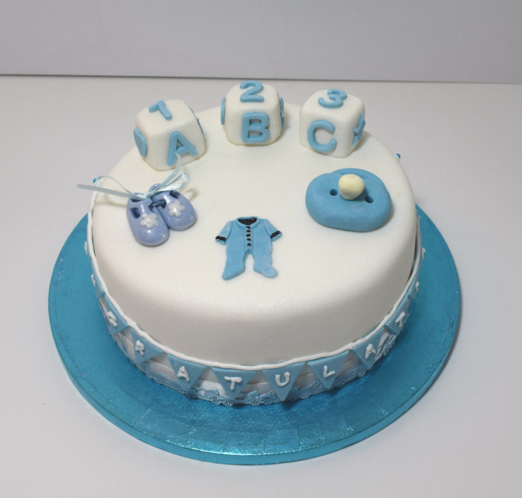 Baby Boy Cakes Images The Best Cake Of 2018