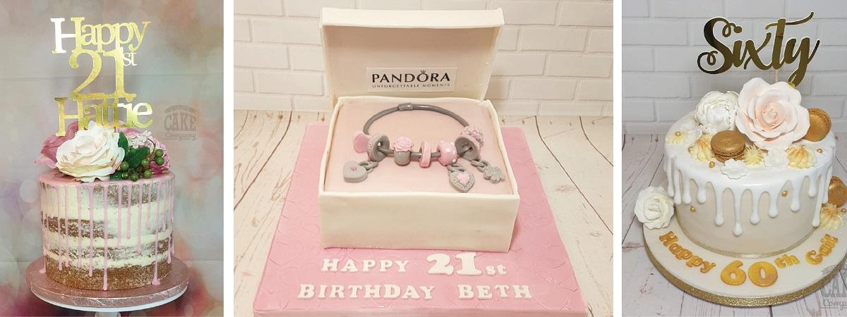 Inspiration Female Birthday Cakes Quality Cake Company