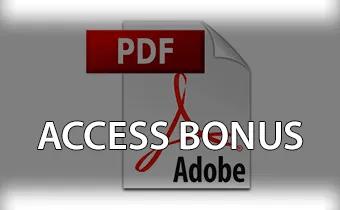 Access Bonus PDF