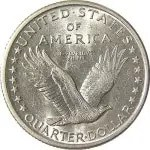 Standing Liberty Quarter, Silver 25c, Silver Coins, Buy Silver, Sell Silver, Tampa, New Port Richey, Florida, qualitycoinandgold.com