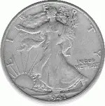 Walking Liberty, Silver Half, Silver Coins, Buy Silver, Sell Silver, Tampa, New Port Richey, Florida, qualitycoinandgold.com