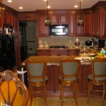 Quality Craftsman Kitchen with cabinetry