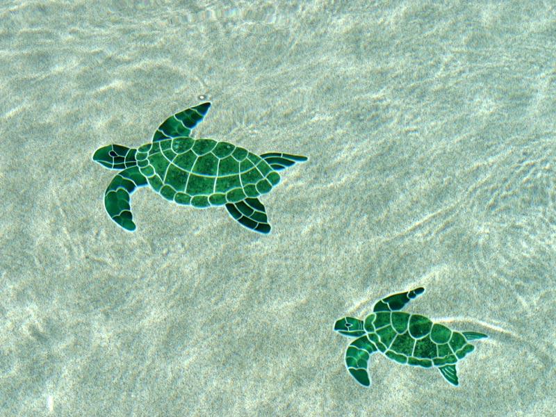 spas swimming pool mosaic tile
