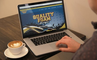 Quality Foam Designs Launches New Website