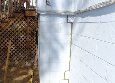Quality Foundation Repair - Wall Crack Repair