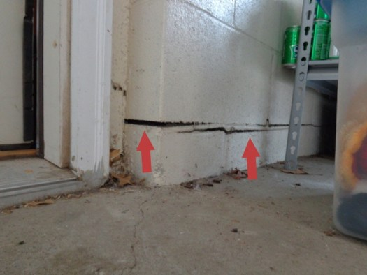 Quality Foundation Repair - Horizontal Cracking