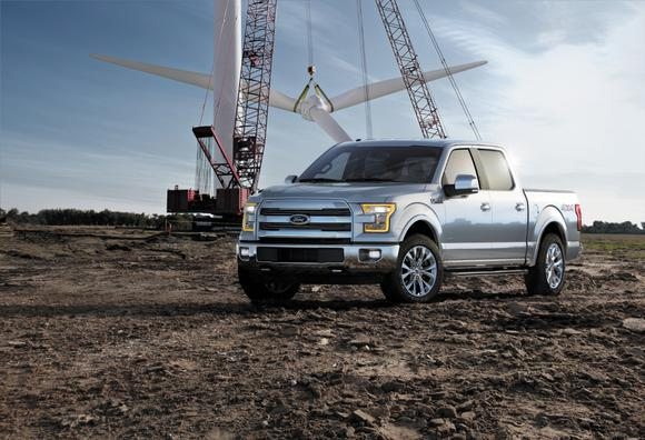 """Motley Fool Names 2015 Ford F-150 One Of The Top """"Game Changers"""""""