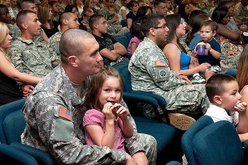 American Military Families Choose Ford Vehicles
