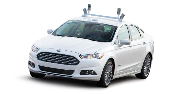 FORD TEAMS UP WITH FOUR UNIVERSITIES TO ENGINEER A MORE INTUITIVE VEHICLE