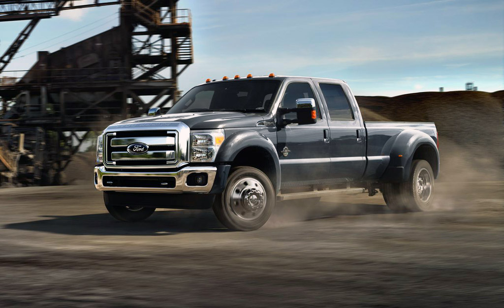 Ford Gears Up to Celebrate Production of 5-Millionth F-Series Super Duty