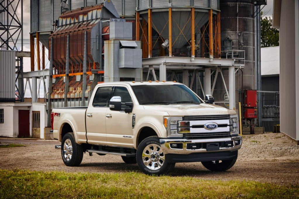 America's Work Truck Reinvented: All-New Ford Super Duty Is Toughest, Smartest, Most Capable Super Duty Ever