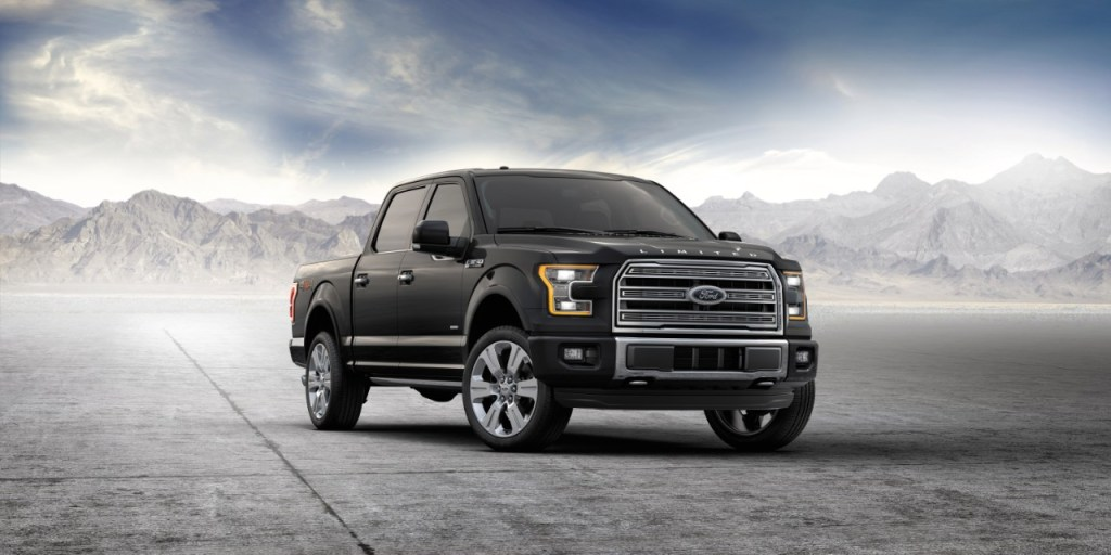F-150 Wins It's 2nd Consecutive Kelley Blue Book Truck – Busy Buy Award!