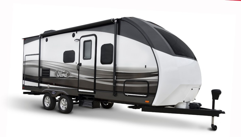 Ready to Explore America? Ford to License Travel Trailers and Campers