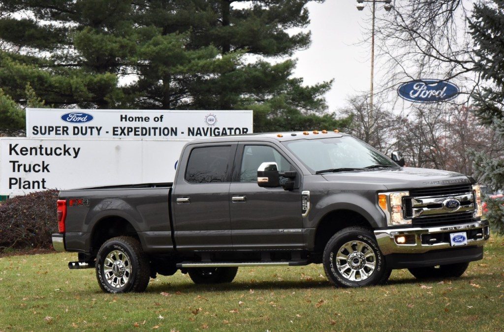 Kentucky Truck Plant Creating 2,000 New Jobs