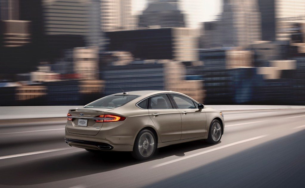 New Ford Technology Hopes to Make Traffic Less Stressful
