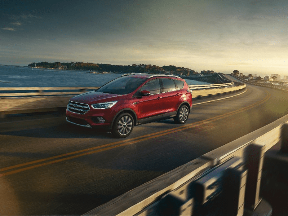 The 2017 Ford Escape is Starring in New Reality Show 'The Runner'