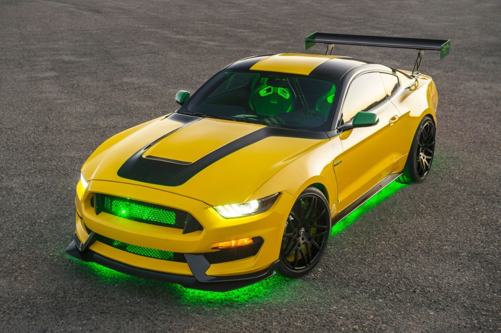 Ford Looks to the Sky for Inspiration for its Latest One-Of-A-Kind Auctioned Mustang