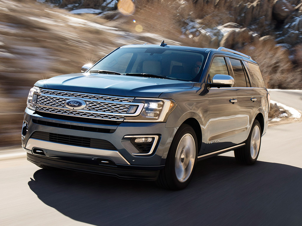 The Most Capable 2018 Ford Expedition
