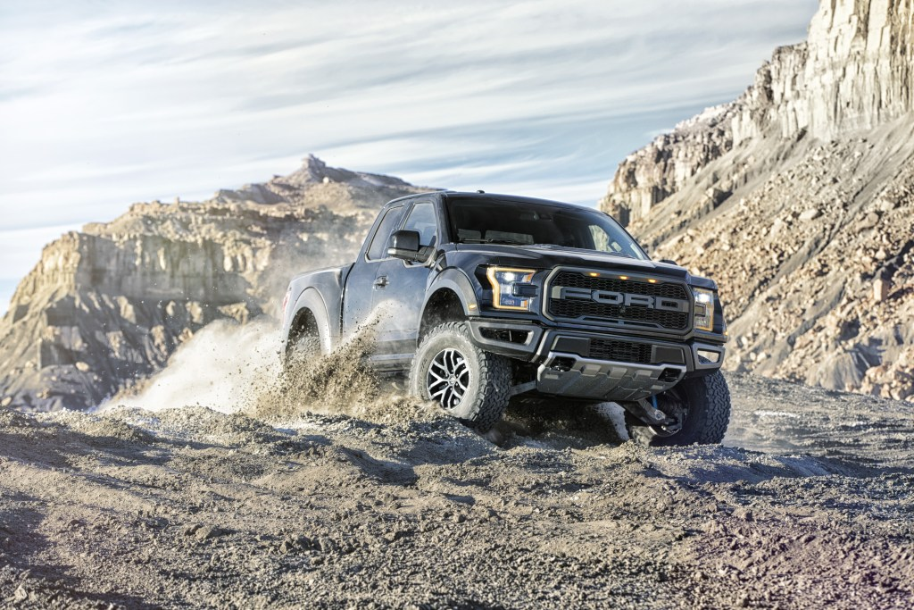 Ford Raptor Owner: The King in Control