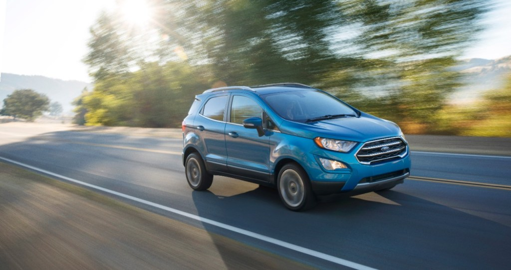 All-New EcoSport to Take on Superhero Status