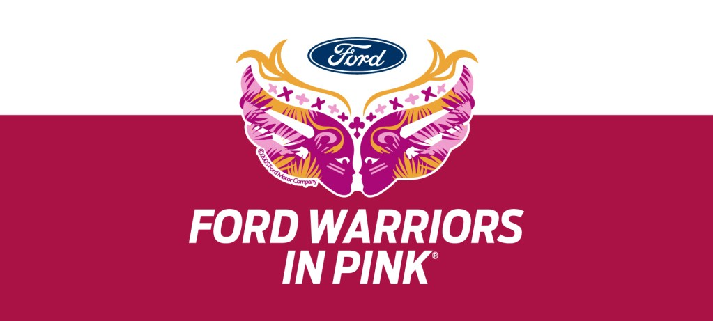 How Ford Gives Back with Warriors in Pink®