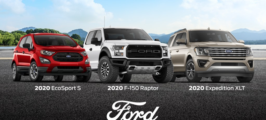The Best Ford For Your Summer Adventure