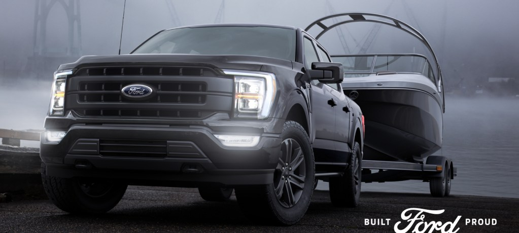 2021 F-150: Tougher Than Before. Smarter Than Ever.