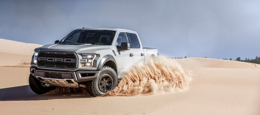 2017 Ford F-150 Raptor SuperCrew Debuts in Detroit