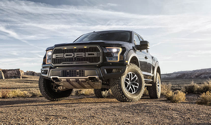 The Ford F-150 Raptor Named AutoGuide.com Pickup Truck of the Year