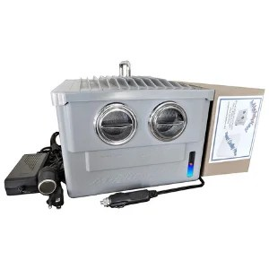 12 Volt Air Conditioner For Car >> 8 Best Portable Air Conditioner And Fan For Car And Truck Reviews 2019